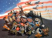 Seconde Guerre Mondiale personnages