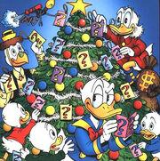 Illustration Noël Don Rosa