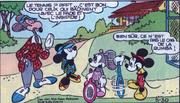 Mickey et le nouveau «fiancé» de Minnie! 7