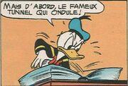 Donald Duck par Mike Arens