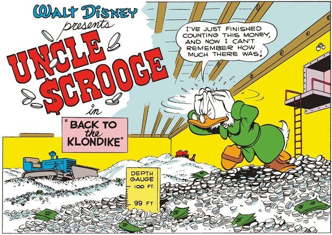 Retour au Klondike bandeau