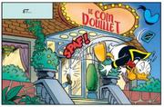 Donald chassé du restaurant Le Coin Douillet
