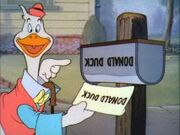 Gus Glouton Le Cousin de Donald