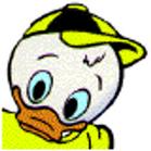 Phooey Duck jaune