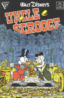 Uncle Scrooge n°219