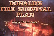 Donald's Fire Survival Plan 2