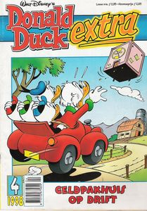 Donald Duck Extra n°1998-04