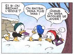 Riri, Fifi et Loulou Duck 6