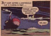 Le secret de la mer des Sargasses - extrait 3