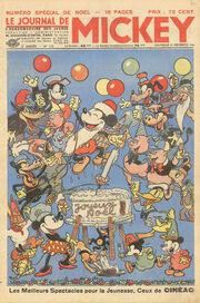 Le Journal de Mickey (avant-guerre) n°113