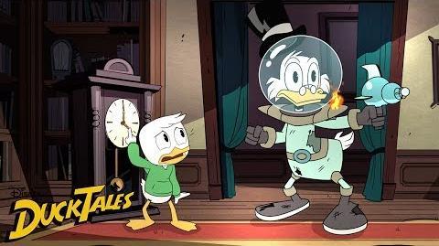 Scrooge DuckTales Disney XD