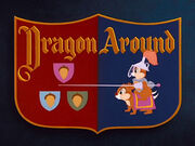 Title card Le Dragon mécanique