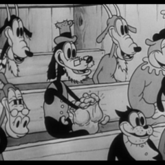 <i>Dippy Dawg</i> dans le court métrage.
