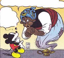 Génie (Mickey et la lampe d'Aladin)