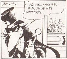 Javert - Le mystère des chandeliers