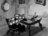 Femme de Pat Hibulaire (Mickey père Noël)