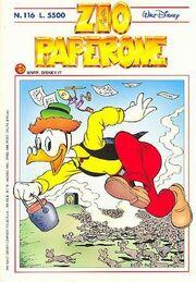 Zio Paperone n°116