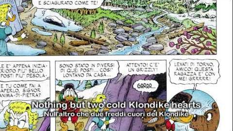 Cold Heart of the Klondike