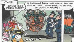 Daisy et Donald Le prix du sous-venir