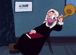 Mère de Daisy Duck dans L'Agenda de Donald