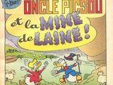 Oncle Picsou et la mine de laine !