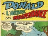 Donald et l'arbre de l'indépendance