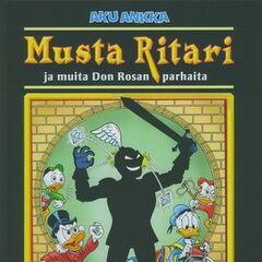 Couverture du magazine finlandais <i>Don Rosan parhaita</i> n°2005 de <a href=