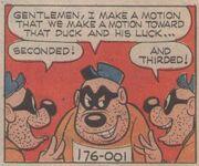 Un talisman pour Donald! - extrait 5
