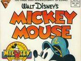Mickey n'aime pas les plaisanteries