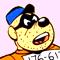 Beagleboy icon