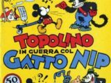 Mickey Mouse contre Kat Nipp