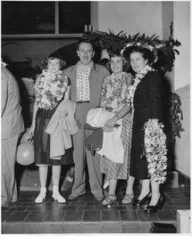 Famille Disney en 1959