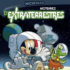 Tome 7: <i>Histoires d'extraterrestres</i>.