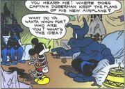 Mickey agent secret 3