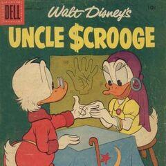 Couverture de <i>Uncle $crooge</i> n°17.