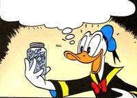 Donald et le tic numismatique planche 4 case 8
