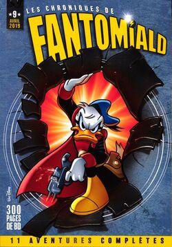 Les chroniques de Fantomiald n°9