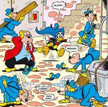 Les employés de la prison hypnotisés