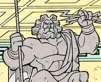 Zeus homme