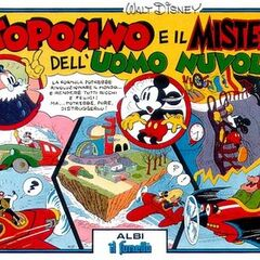 Couverture de la collection italienne <i>Topolino collezione ANAF</i> n°29 réalisée par <a href=
