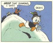 Phooey Duck L'Ascension du Matterhorn