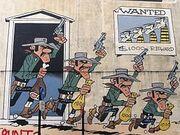 260px-Comic Wall Lucky Luke, Morris. Brussels