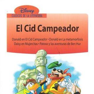 Couverture de <i>El Cid Campeador</i>, de Davide Cesarello et Marina Baggio, qui illustra l'histoire.