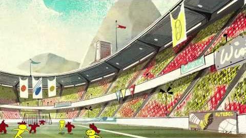 Le match de football