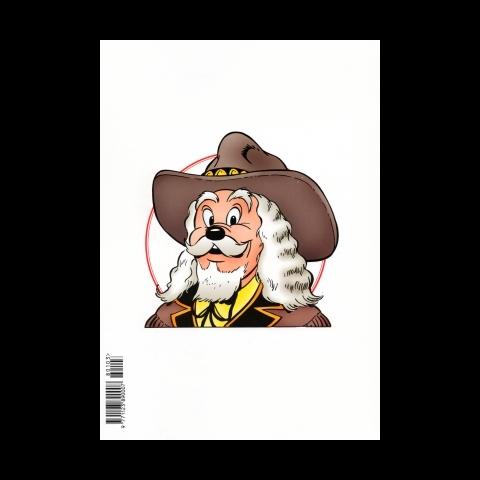 Buffalo Bill vu par le dessinateur italien <a href=