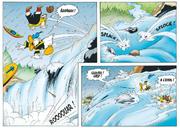 Donald et Jeff Ray éjectés de leurs canoës