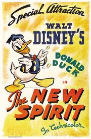 The New Spirit affiche