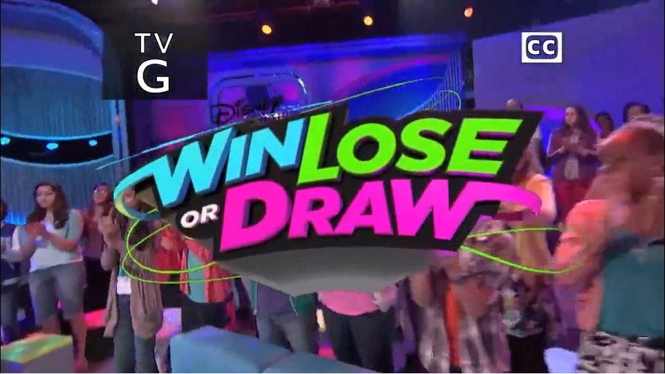 Disneys Win Lose Or Draw Pictionary Wiki Fandom Powered By Wikia