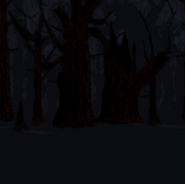 DKC2 - Haunted Woods SNES