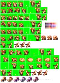 Fire Lion (Kirby Super Star Ultra)